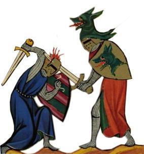 Ritter Kampf Spiele